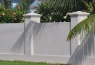 Abermain Barrier wall fencing 1