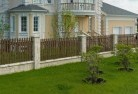 Abermain Front yard fencing 1