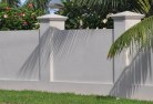 Abermain Front yard fencing 29