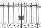 Abermain Wrought iron fencing 10