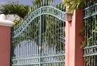 Abermain Wrought iron fencing 12