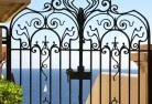 Abermain Wrought iron fencing 13