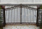 Abermain Wrought iron fencing 14