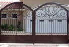 Abermain Wrought iron fencing 2