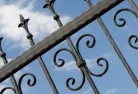 Abermain Wrought iron fencing 6
