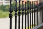 Abermain Wrought iron fencing 8