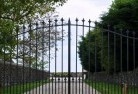 Abermain Wrought iron fencing 9